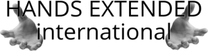 Hands Extended International Logo